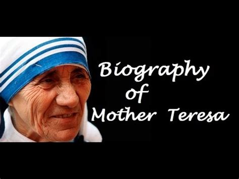 Mother theresa essay